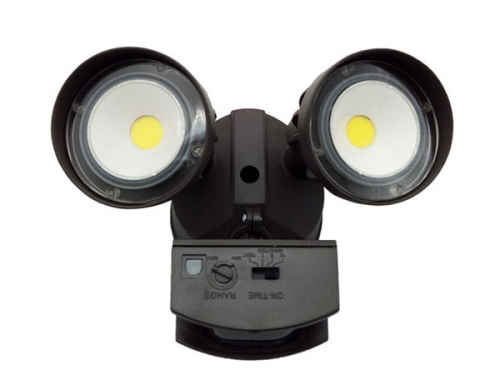 New dark brown led security motion seor outdoor lights 20w 30w outdoor led security lights 20w 30w aloadofball Gallery